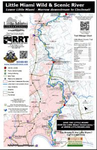 little miami river canoe map Local Paddling Roads Rivers And Trails little miami river canoe map